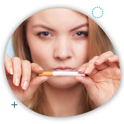 اثر سیگار بر ارتودنسی